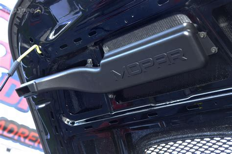 gts tribute hood  mopar ram air intake compatibility