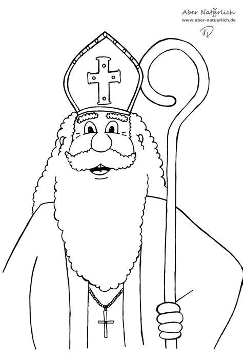 Ausmalbilder Nikolaus Ausmalbilder Fr Kinder