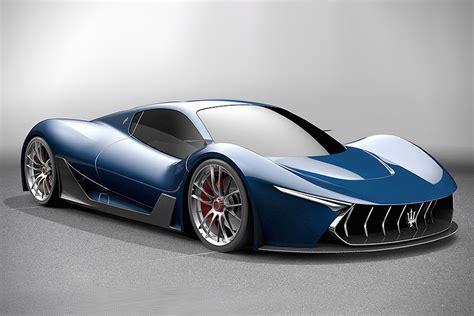 Maserati M 63 Hypercar Concept Hiconsumption