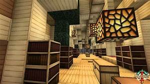 Minecraft | Modern House Interior Talkthrough - YouTube