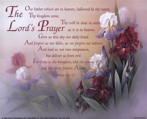 lords prayer fine art print  tc chiu