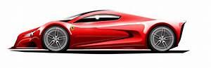 Ferrari car PNG image