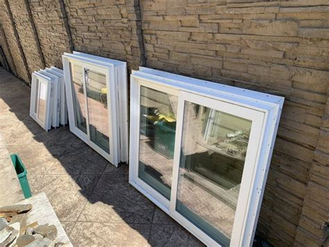 milgard tuscany style large windows  sale  edmonds wa offerup