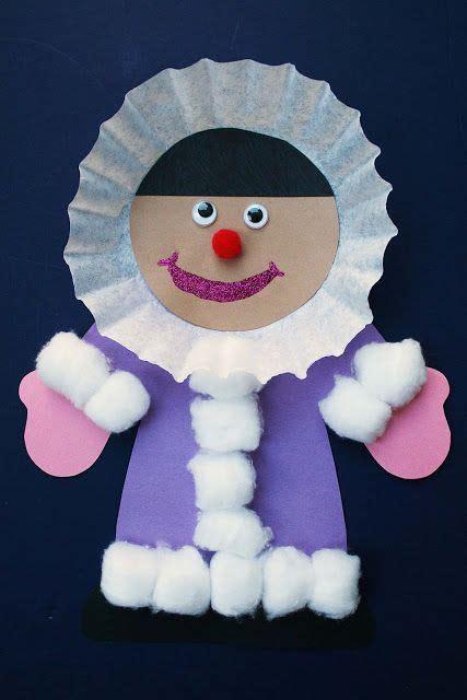 eskimo craft story   world  chap  winter