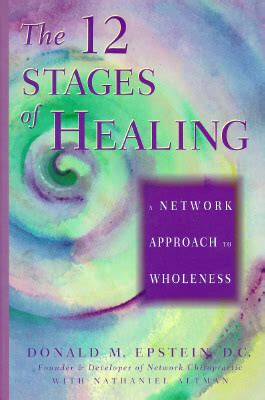 stages  healing  network approach  wholeness  donald  epstein