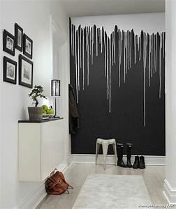 Wohnzimmer Wandgestaltung Farbe : 100 treppen wand gestalten bilder ideen ~ Markanthonyermac.com Haus und Dekorationen
