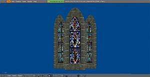 Castle Stained Glass Windows by SunFlowerRose on DeviantArt