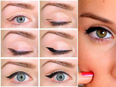 Des flèches sur les yeux ! tutoriel makeup youtube