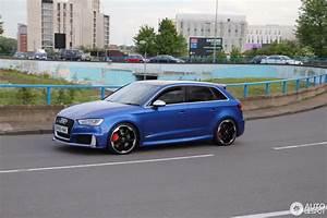 Audi Rs3 Sportback 2017 : audi rs3 sportback 8v 13 may 2017 autogespot ~ Medecine-chirurgie-esthetiques.com Avis de Voitures