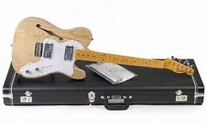 Fender American Vintage  U201972 Telecaster Thinline Image