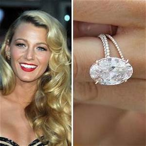 Blake Lively Ring Design Diamond Love What S Your Engagement Ring Style Paperblog