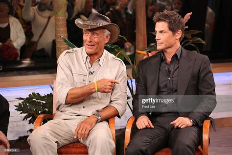 AMERICA - Jack Hanna is a guest on