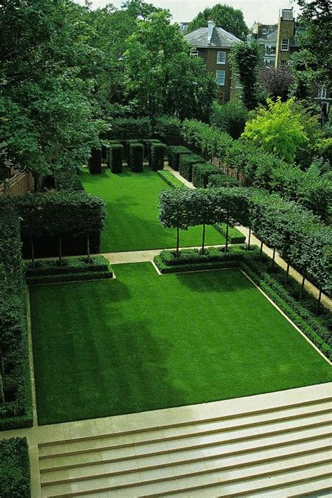 17 best ideas about formal garden design on