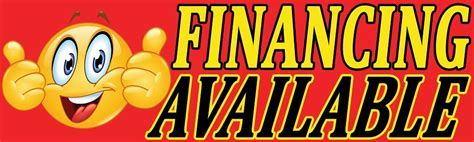 VINYL BANNERS / FINANCING AVAILABLE 3'x10'