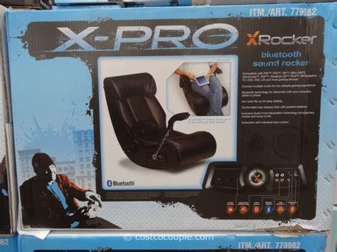 x pro xrocker bluetooth sound rocker