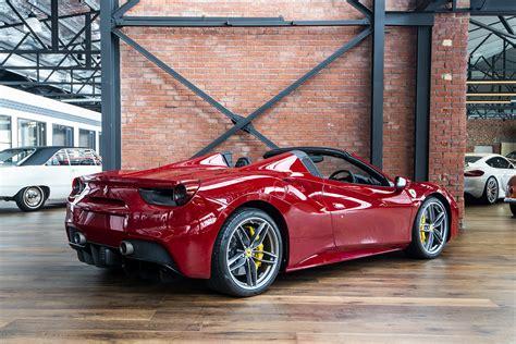 ⏩ pros and cons of ferrari 488 spider: 2017 Ferrari 488 Spider - Richmonds - Classic and Prestige Cars - Storage and Sales - Adelaide ...