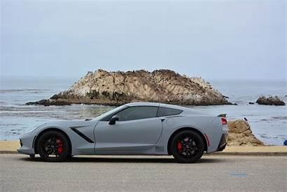 Matte Wrapped Gray Z51 C7 Corvette Corvettes
