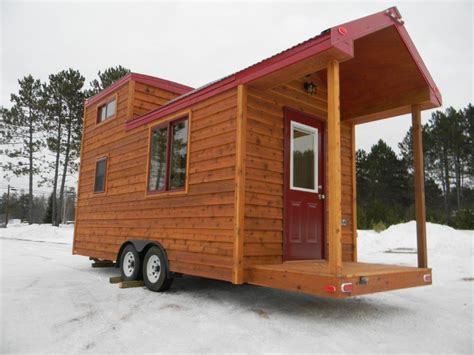cabin on wheels 144 sq ft tiny cabin on wheels