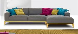 Italian-leather-sofa by Nicoline - Modern furniture Toronto