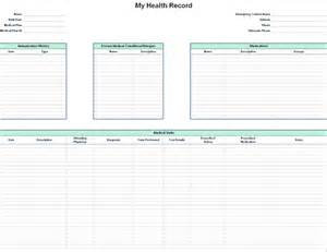 Mortgage Excel Template Personal Health Record For Microsoft Personal Access