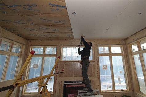 hanging drywall smart jlc