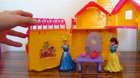 Magic Clip Disney Princess Cinderella Snow White Seven