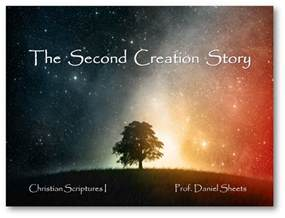 Second Creation Story