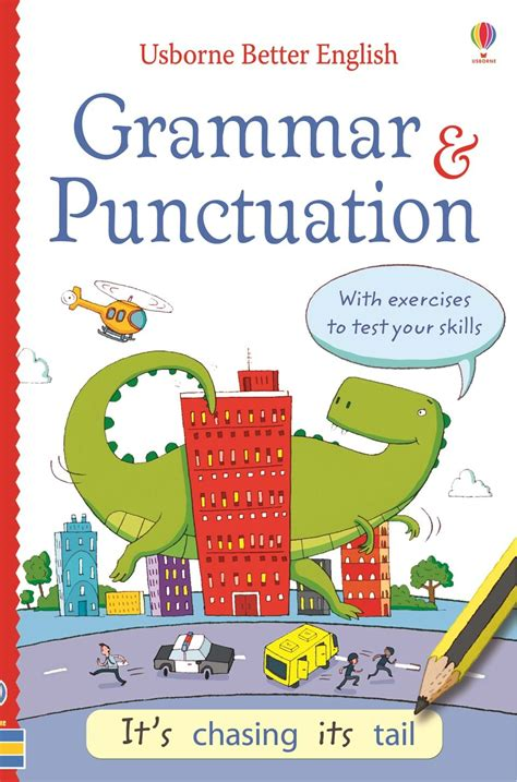 """grammar And Punctuation"" At Usborne Children's Books"