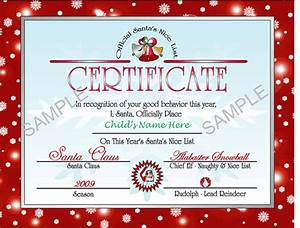 santa letter templatescom With certified letter from santa
