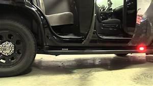 Chevy Tahoe Police Patrol Car Installation