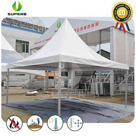 xm size  partyweddingshowcanopygazebo application high peak    pagoda tent buy