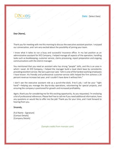 No Thank You Letter For A Resume by Thank You Letter Email Title Finding A