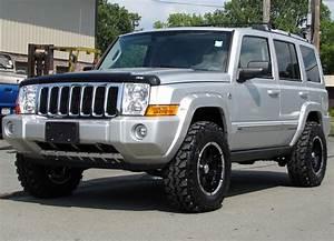 Lifted Jeep Comander