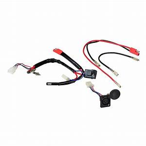 Battery Wiring Harness With Charge Inhibitor For Schwinn  U0026 Izip 400  500  U0026 750 Series Scooters