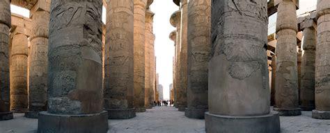 temple  amun    hypostyle hall karnak