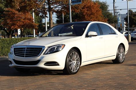mercedes benz  luxury sedan lease special carscouts