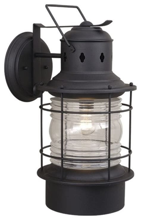 vaxcel lighting ow37001tb nautical transitional outdoor