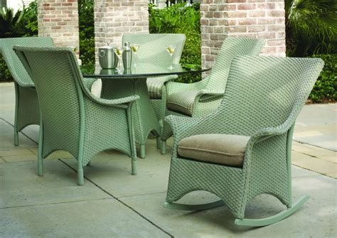 lloyd flanders wicker furniture mandalay collection
