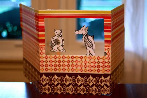 file folder puppet theater fairy dust teaching