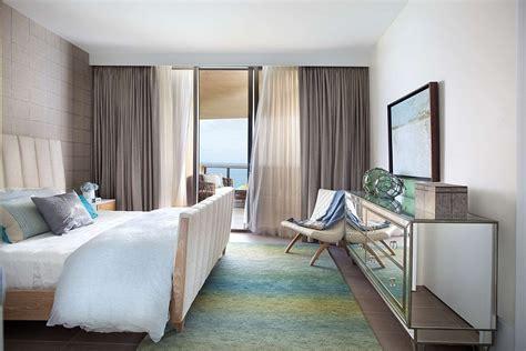 coastal bedroom urbane miami home brings chic sophistication to coastal style Modern