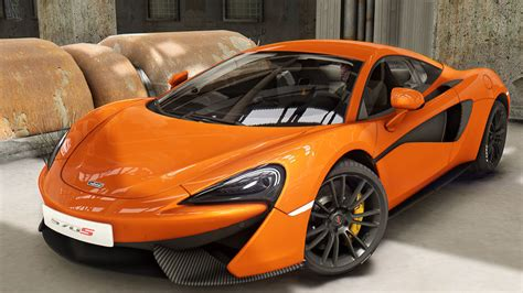 Mclaren 570s Modification by Gta 4 2015 Mclaren 570s Mod Gtainside