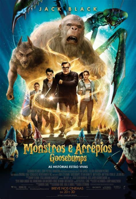 Assistir Goosebumps Monstros E Arrepios 2015 Online