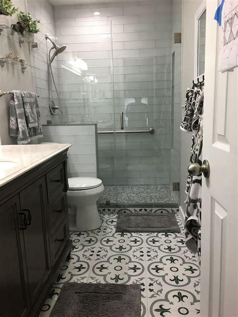 bath remodel tiles floor decorfloor florentina grey
