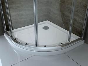 Dusche Ohne Duschtasse : borgo 80 x 80 cm glas schiebet r viertelkreis dusche duschkabine duschabtrennung ebay ~ Indierocktalk.com Haus und Dekorationen