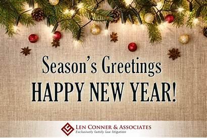 Greetings Happy Seasons Very Wishing Law Office