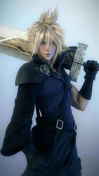 Cloud Fantasy Strife Final Wallpapers Android Lightning