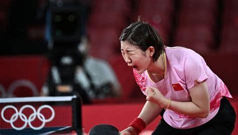Pasaules ranga līderu duelī olimpisko zelta medaļu izcīna Mena Čeņa - DELFI