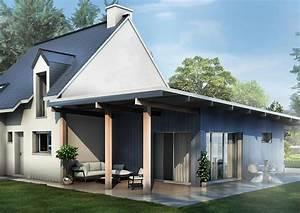 extension maison design dootdadoocom idees de With superb photo maison toit plat 8 photo de maison design darchitecte toit plat