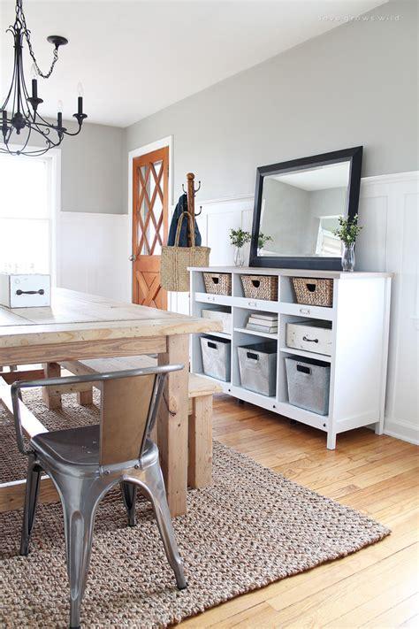 Dining Room In Entryway by Multi Purpose Entryway Storage Grows