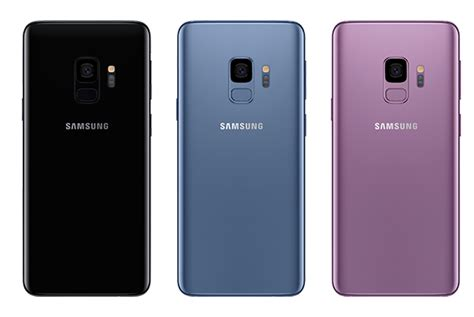 samsung unveils galaxy s9 and s9 plus with improved